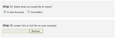 import addresses